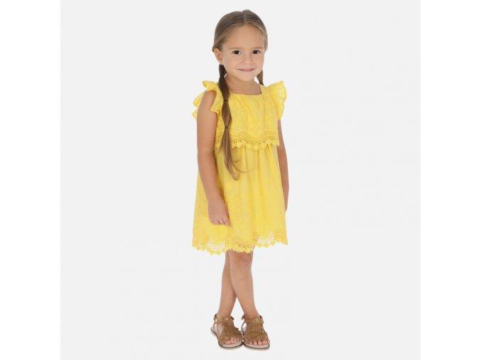 Mayoral dívčí šaty 3952_046