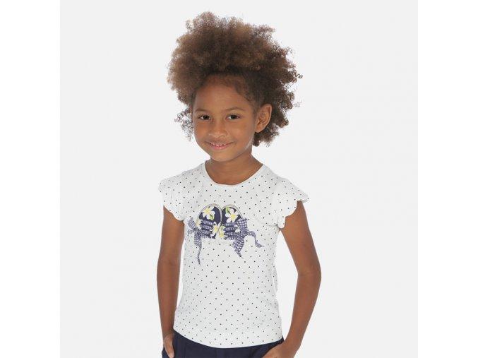 Mayoral dívčí tričko 03015-053