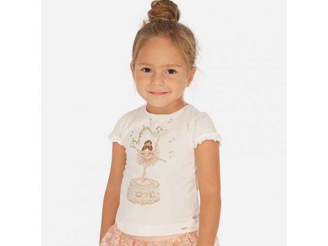 Mayoral dívčí tričko 03001-066