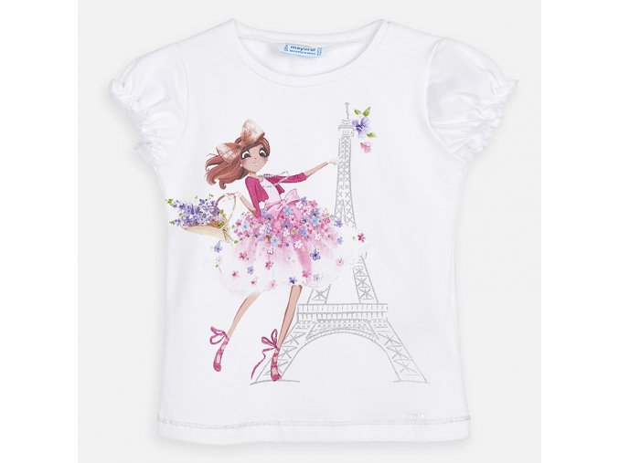 Mayoral dívčí tričko 03008-047