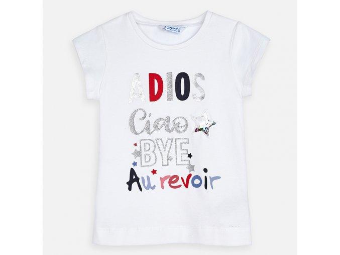 Mayoral dívčí tričko 03018-052