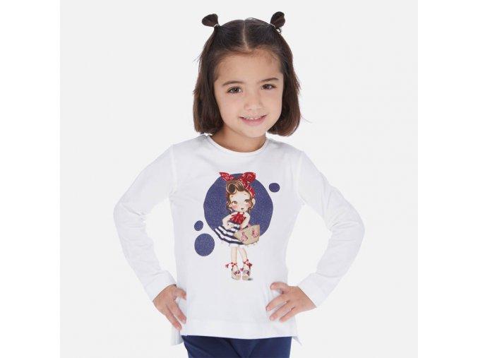 Mayoral dívčí tričko 03021-079