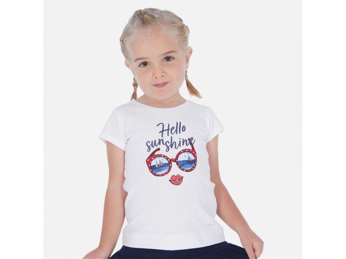 Mayoral dívčí tričko 03017-037