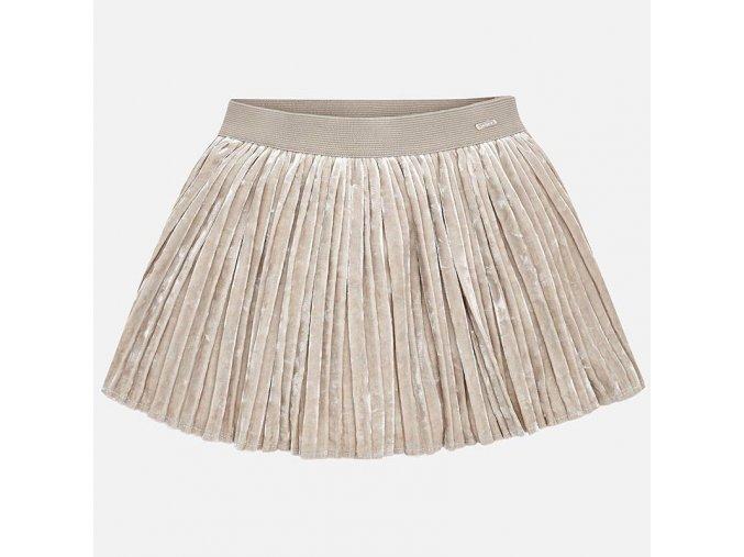 Mayoral dívčí sametová sukně 4912_063