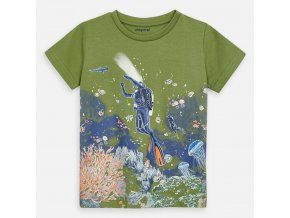 Mayoral chlapecké tričko 03069-038