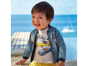 Mayoral chlapecké tričko s krátkým rukávem 1039_052