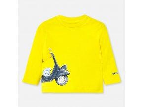 Mayoral chlapecké tričko s dlouhým rukávem 1054_075
