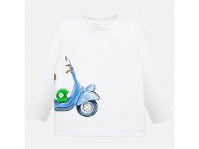 Mayoral chlapecké tričko s dlouhým rukávem 1054