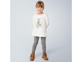 Mayoral dívčí pletený set s legínami 4722-014