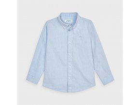 Mayoral chlapecká košile s dlouhým rukávem 146-036