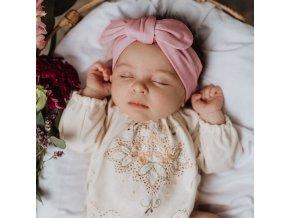 Snuggle čelenka růžová Fantasy