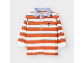 Mayoral Chlapecké triko s dlouhým rukávem 2123-042