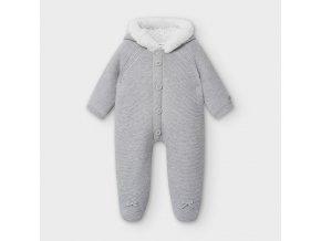 Mayoral novorozenecké pletený overal 2631-016