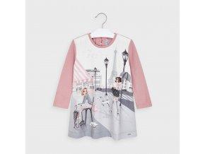 Mayoral dívčí  šaty 4987-017