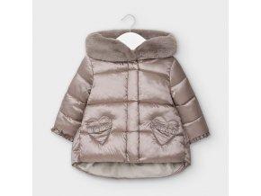 Mayoral dívčí bunda s kapucí 2414-059
