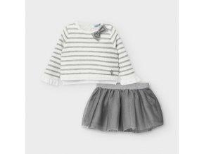 Mayoral dívčí set svetru a sukně 2974-064
