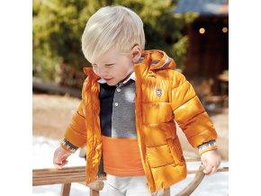Mayoral chlapecká bunda s kapucí 2482-050