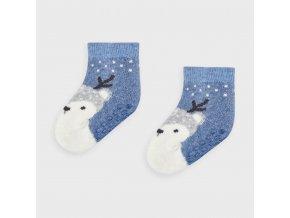 Mayoral novorozenecké chlapecké  ponožky 9303-086
