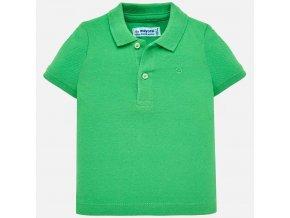 Mayoral chlapecké polo triko zelené 102-63