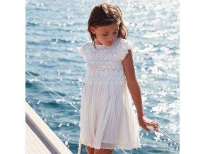 Mayoral dívčí šaty 6966