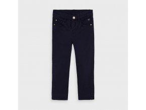 Mayoral chlapecké kalhoty s pěti kapsami 41-015