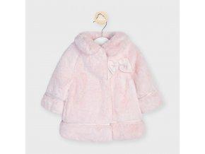 Mayoral novorozenecký dívčí kabát  2465-020