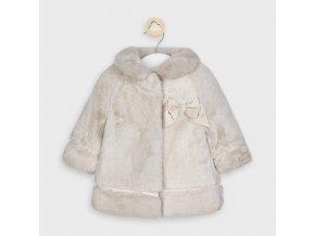 Mayoral novorozenecký dívčí kabát  2465-021