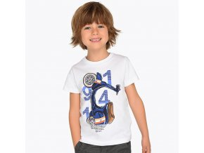 Mayoral chlapecké tričko s krátkým rukávem 3045