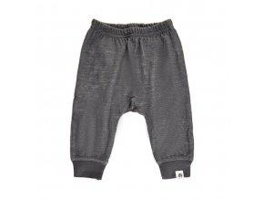CeLaVi dětské vlněné harémové kalhoty 5357-136