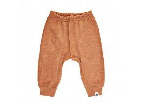 CeLaVi dětské vlněné harémové kalhoty 5357-213