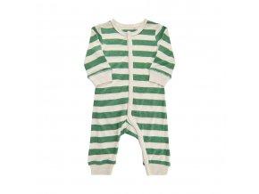 CeLaVi dětské vlněné overalové pyžamo 330319-9004