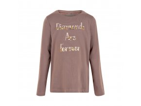 Creamie dívčí  triko s dlouhým rukávem  821530-5808