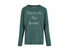 Creamie dívčí  triko s dlouhým rukávem  821530-9818