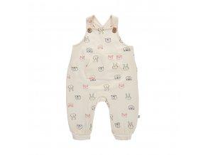 Pippi novorozenecké chlapecké dupačky GOTS 5425-194