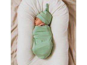 Bavlnìný spací pytel Sage