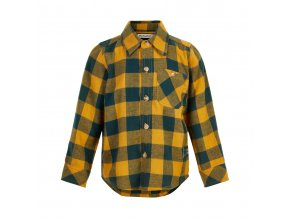 Minymo  chlapecká košile s dlouhým rukávem  131361-3139