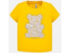 Mayoral dívčí tričko s krátkým rukávem 105_055