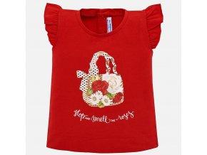 Mayoral dívčí tričko s krátkým rukávem 1016