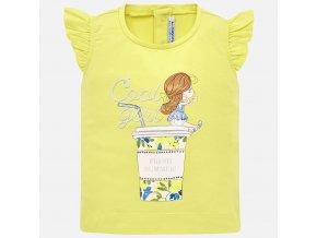 Mayoral dívčí tričko s krátkým rukávem 1016_31
