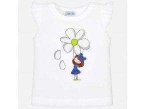 Mayoral dívčí tričko s krátkým rukávem 3023_049