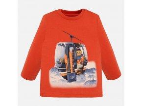 Mayoral chlapecké tričko s dlouhým rukávem 2031
