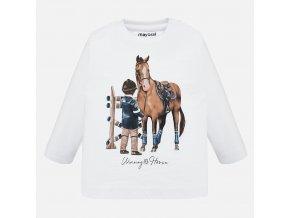 Mayoral chlapecké tričko s dlouhým rukávem 2025