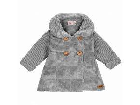 abrigo con punto bobo aluminio