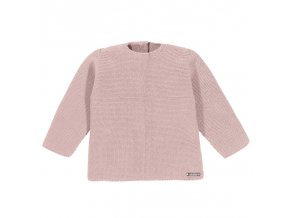 jersei punto bobo rosa palo