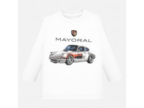 Mayoral chlapecké tričko s dlouhým rukávem 2017