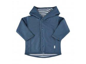 Fixoni novorozenecký oboustranný kabátek 422016-7337
