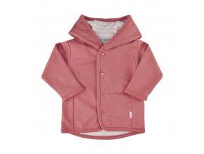 Fixoni novorozenecký oboustranný kabátek 422016-5718
