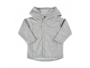 Fixoni novorozenecký oboustranný kabátek 422016-1236