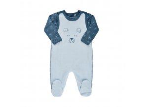 Fixoni novorozenecký set-body s dlouhým rukávem a dupaček 422001-7101