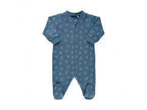 Fixoni novorozenecký overal 422002-7337